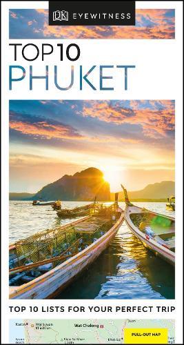 DK Eyewitness Top 10 Phuket - Pocket Travel Guide (Paperback)