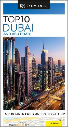 DK Eyewitness Top 10 Dubai and Abu Dhabi - Pocket Travel Guide (Paperback)
