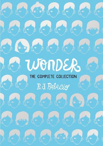Cover of the book, Wonder.