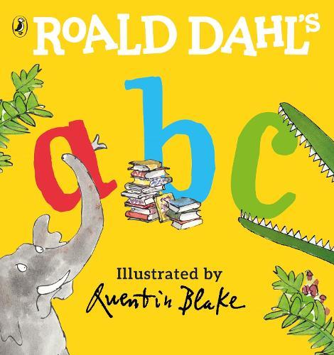 Roald Dahl's ABC (Board book)
