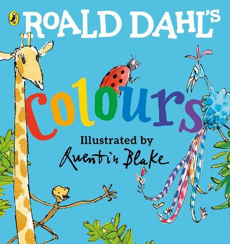 Roald Dahl's Colours (Board book)