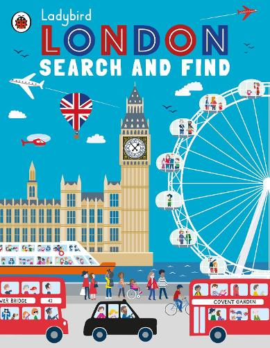 Ladybird London: Search and Find (Paperback)