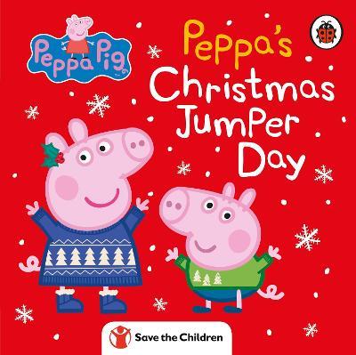 Peppa Pig: Peppa's Christmas Jumper Day - Peppa Pig (Board book)