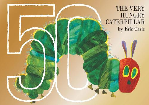 The Very Hungry Caterpillar 50th Anniversary!