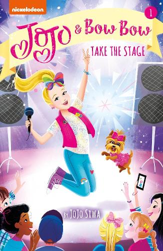JoJo and BowBow Take the Stage - Adventures of JoJo and BowBow (Paperback)