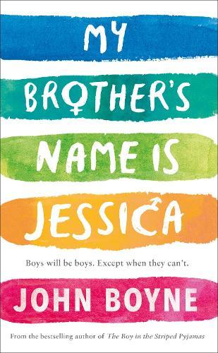My Brother's Name is Jessica (Hardback)
