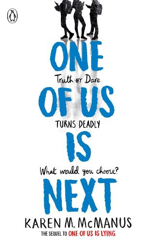 One Of Us Is Next (Paperback)