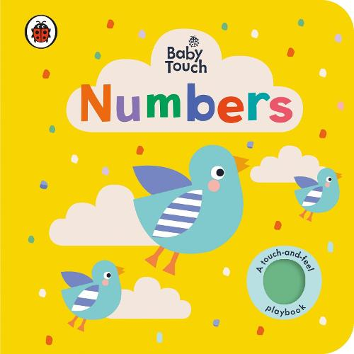 Baby Touch: Numbers - Baby Touch (Board book)