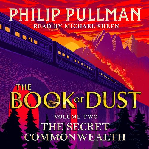 The Secret Commonwealth: The Book of Dust Volume Two (CD-Audio)