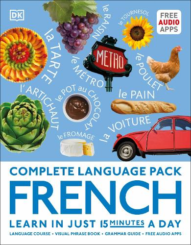 Complete Language Pack French: Learn in just 15 minutes a day - Complete Language Packs (Paperback)