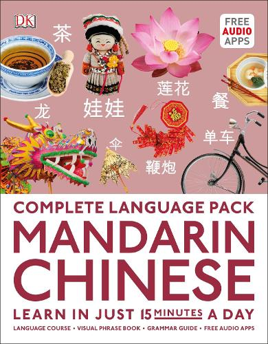 Complete Language Pack Mandarin Chinese: Learn in just 15 minutes a day - Complete Language Packs (Paperback)