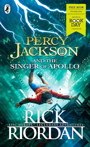 Percy Jackson and the Singer of Apollo: World Book Day 2019 (Paperback)