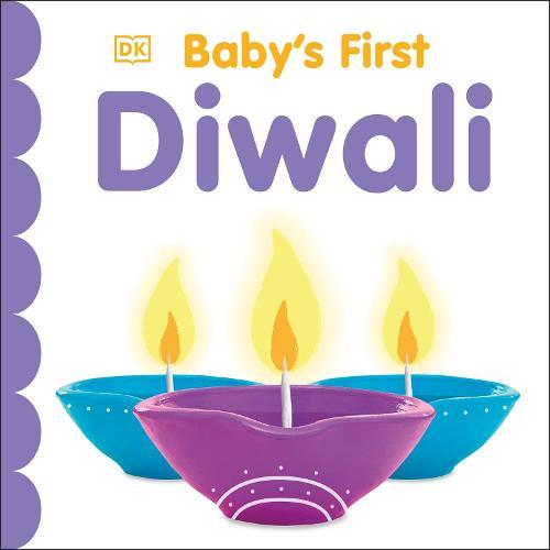 Baby's First Diwali (Board book)