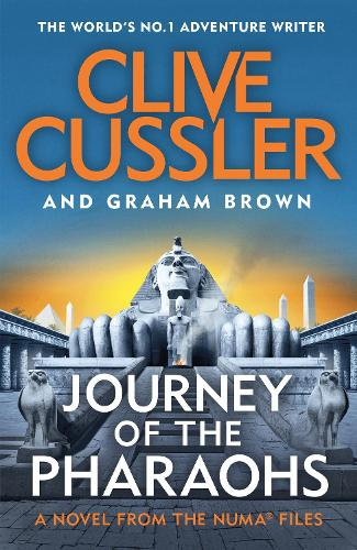 Journey of the Pharaohs: Numa Files #17 - The NUMA Files (Hardback)