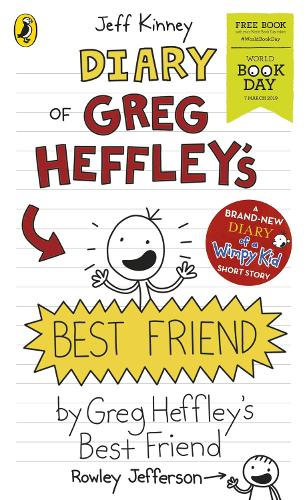 Diary of Greg Heffley's Best Friend: World Book Day 2019 - Diary of a Wimpy Kid (Paperback)