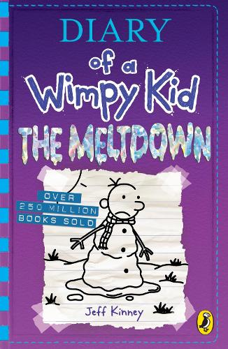 Diary of a Wimpy Kid: The Meltdown (Book 13) (Paperback)