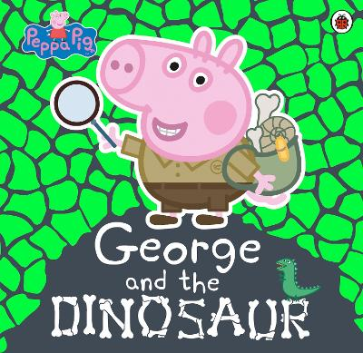 Peppa Pig: George and the Dinosaur - Peppa Pig (Paperback)