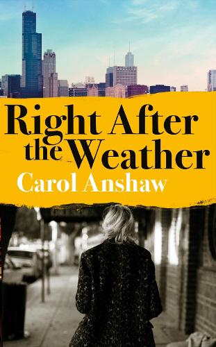 Right After the Weather (Hardback)