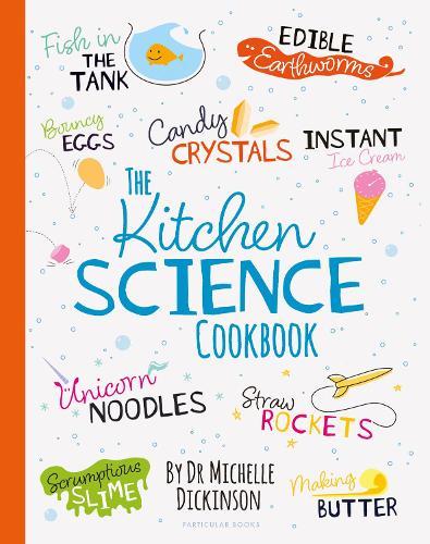 The Kitchen Science Cookbook (Hardback)