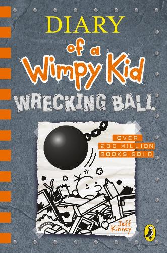 Wrecking Ball: Diary of a Wimpy Kid - Book 14 (Hardback)
