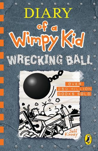 Diary of a Wimpy Kid: Wrecking Ball (Book 14) - Diary of a Wimpy Kid (Paperback)