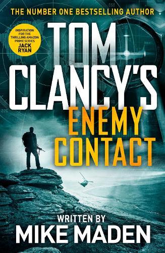 Tom Clancy's Enemy Contact - Jack Ryan Jr (Hardback)
