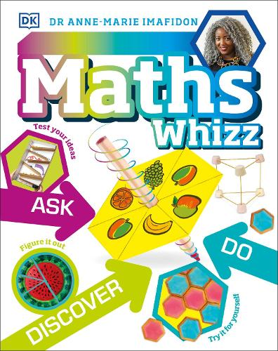 How to be a Maths Whizz (Hardback)