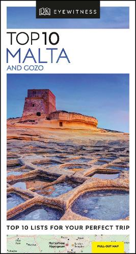 Top 10 Malta and Gozo - Pocket Travel Guide (Paperback)