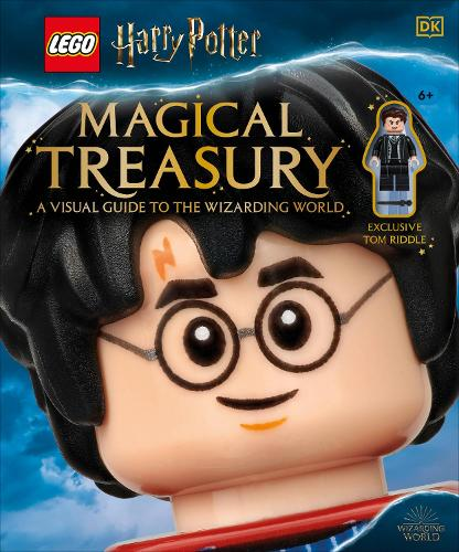 LEGO (R) Harry Potter (TM) Magical Treasury: A Visual Guide to the Wizarding World (with exclusive Tom Riddle minifigure) (Hardback)