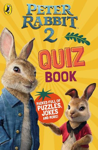Peter Rabbit Movie 2 Quiz Book (Paperback)
