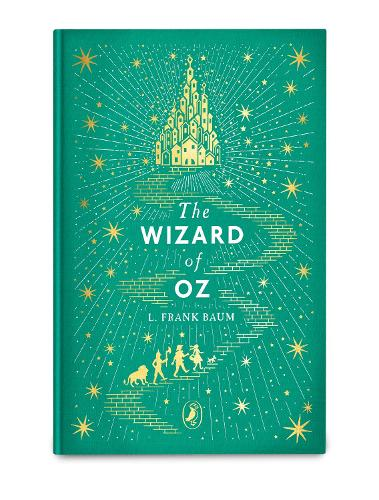 The Wizard of Oz: Puffin Clothbound Classics - Puffin Clothbound Classics (Hardback)