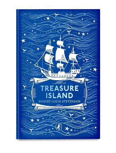 Treasure Island - Penguin Clothbound Classics (Hardback)