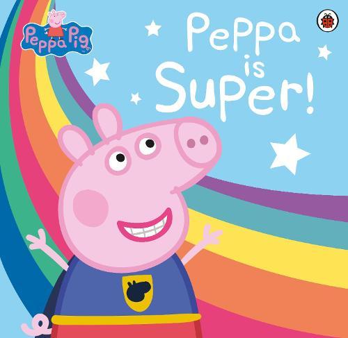 Peppa Pig: Super Peppa! - Peppa Pig (Paperback)