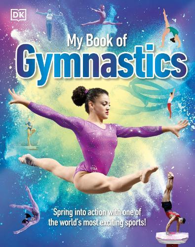 My Book of Gymnastics (Hardback)
