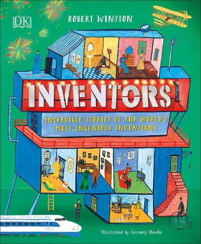 Inventors: Incredible stories of the world's most ingenious inventions (Hardback)