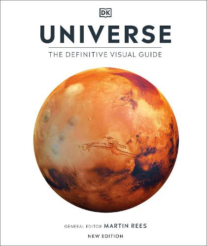 Universe: The Definitive Visual Guide (Hardback)