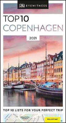DK Eyewitness Top 10 Copenhagen - Pocket Travel Guide (Paperback)