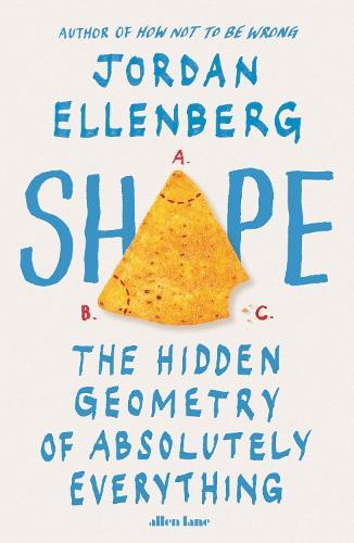 Shape: The Hidden Geometry of Absolutely Everything (Hardback)