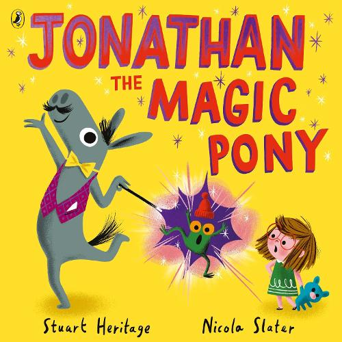 Jonathan the Magic Pony