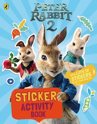 Peter Rabbit Movie 2 Sticker Activity Book (Paperback)