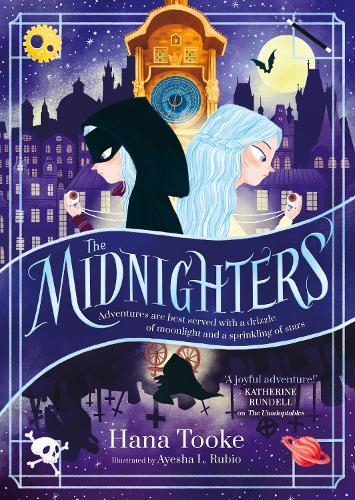 The Midnighters (Hardback)