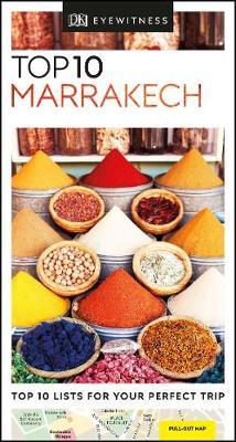 DK Eyewitness Top 10 Marrakech - Pocket Travel Guide (Paperback)