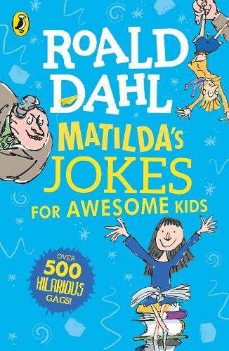 Matilda's Jokes For Awesome Kids (Paperback)