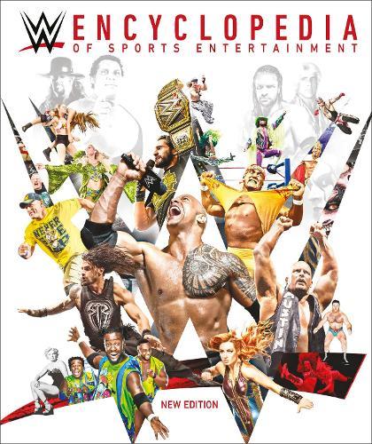 WWE Encyclopedia of Sports Entertainment New Edition (Hardback)