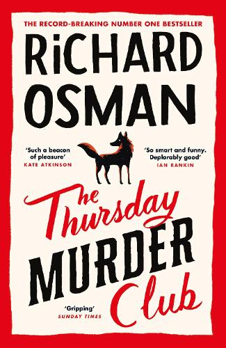 The Thursday Murder Club - The Thursday Murder Club 1 (Hardback)