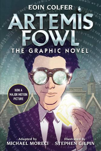 Artemis Fowl: The Graphic Novel (New) (Paperback)
