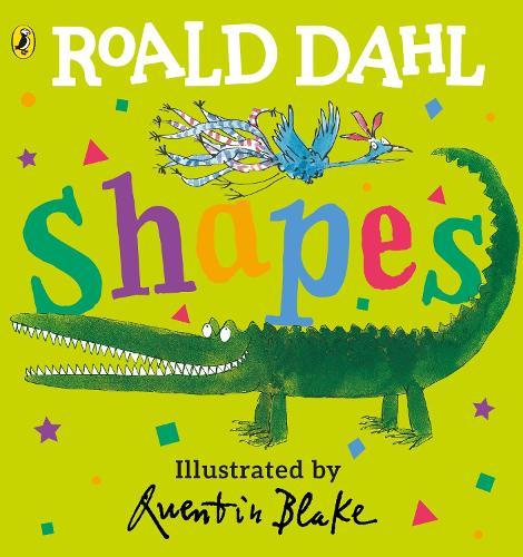Roald Dahl: Shapes (Board book)