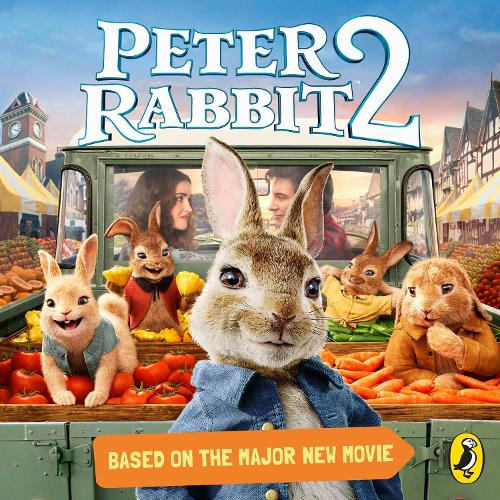Peter Rabbit Movie 2 Novelisation (CD-Audio)