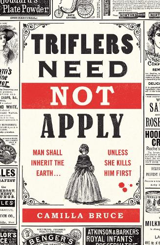 Triflers Need Not Apply (Hardback)