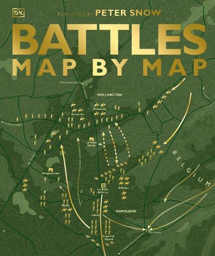 Battles Map by Map (Hardback)